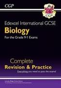 Cover-Bild zu Grade 9-1 Edexcel International GCSE Biology: Complete Revision & Practice with Online Edition von Books, CGP