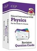 Cover-Bild zu New Grade 9-1 Edexcel International GCSE Physics: Revision Question Cards von Books, CGP
