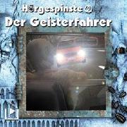 Cover-Bild zu Hörgespinste 2 - Der Geisterfahrer (Audio Download) von Behnke, Katja
