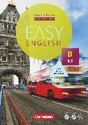Cover-Bild zu Easy English, B1: Band 1, Kursbuch - Kursleiterfassung, Mit Audio-CD und Video-DVD von Cornford, Annie