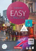 Cover-Bild zu Easy English, A1: Band 2, Kursbuch, Mit Audio-CDs, Phrasebook, Aussprachetrainer und Video-DVD von Cornford, Annie