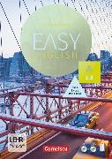 Cover-Bild zu Easy English, A2: Band 1, Kursbuch, Mit Audio-CDs, Phrasebook, Aussprachetrainer und Video-DVD von Cornford, Annie