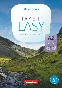 Cover-Bild zu Take it Easy, A2 Extra, Kursbuch mit Video-DVD und Audio-CD von Cornford, Annie