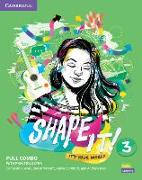 Cover-Bild zu Shape It! Level 3 Full Combo Student's Book and Workbook with Practice Extra von Lewis, Samantha