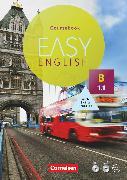 Cover-Bild zu Easy English, B1: Band 1, Kursbuch mit Audio-CD und Video-DVD von Cornford, Annie