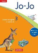 Cover-Bild zu Jo-Jo Lesebuch, Grundschule Bayern - Ausgabe 2014, 3. Jahrgangsstufe, Arbeitsheft von Eder, Katja