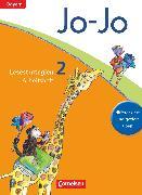 Cover-Bild zu Jo-Jo Lesebuch, Grundschule Bayern - Ausgabe 2014, 2. Jahrgangsstufe, Arbeitsheft von Eder, Katja