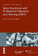 Cover-Bild zu Swiss Vocational and Professional Education and Training (VPET) von Wettstein, Emil