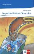 Cover-Bild zu Les petites histoires d'Amandine von Jouvet, Laurent (Hrsg.)