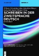 Cover-Bild zu Schreiben in der Zweitsprache Deutsch (eBook) von Griesshaber, Wilhelm (Hrsg.)