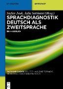 Cover-Bild zu Sprachdiagnostik Deutsch als Zweitsprache (eBook) von Jeuk, Stefan (Hrsg.)