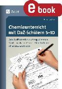 Cover-Bild zu Chemieunterricht mit DaZ-Schülern 5-10 (eBook) von Bettner, Julien