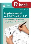 Cover-Bild zu Physikunterricht mit DaZ-Schülern 5-10 (eBook) von Dombrowski, Anja