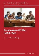 Cover-Bild zu Evaluieren und Prüfen in DaF/DaZ (eBook) von Ersch, Christina Maria (Hrsg.)