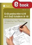 Cover-Bild zu Erdkundeunterricht mit DaZ-Schülern 8-10 (eBook) von Tilsner, Ursula