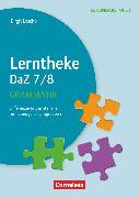 Cover-Bild zu Lerntheke, DaZ, Grammatik: 7/8, Differenzierungsmaterialien für heterogene Lerngruppen, Kopiervorlagen von Lascho, Birgit