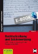 Cover-Bild zu Rechtschreibung und Zeichensetzung (eBook) von Lascho, Birgit