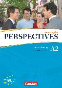Cover-Bild zu Perspectives, Französisch für Erwachsene, Ausgabe 2009, A2, Sprachtraining von Robein, Gabrielle