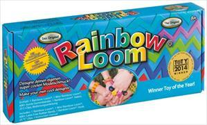 Cover-Bild zu Rainbow Loom - Starter Set mit Metallnadel