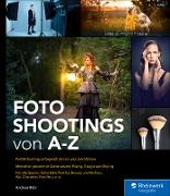 Cover-Bild zu Bübl, Andreas: Fotoshootings von A bis Z (eBook)
