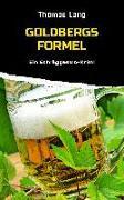 Cover-Bild zu Lang, Thomas: Goldbergs Formel (eBook)