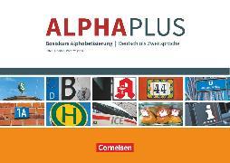 Cover-Bild zu Alpha plus, Deutsch als Zweitsprache, Basiskurs Alphabetisierung, A1, Kursbuch und Übungsheft, Mit Audio-Download zum Kursbuch von Hubertus, Peter