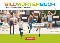 Cover-Bild zu Deutsch als Zweitsprache für Jugendliche, Bildwörterbuch von Grunwald, Anita