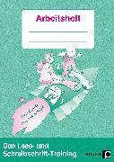 Cover-Bild zu Das Lese- und Schreibschrift-Training. Vereinfachte Ausgangsschrift von Mauritius, Elke