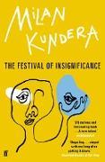 Cover-Bild zu The Festival of Insignificance (eBook) von Kundera, Milan