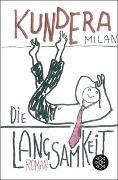 Cover-Bild zu Die Langsamkeit von Kundera, Milan