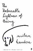 Cover-Bild zu The Unbearable Lightness of Being von Kundera, Milan