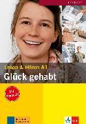 Cover-Bild zu Glück gehabt von Scherling, Theo