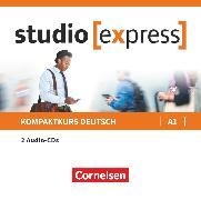 Cover-Bild zu Studio [express], A1, Audio-CDs zu Kurs- und Übungsbuch