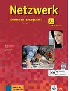 Cover-Bild zu Netzwerk A1 - Kursbuch mit 2 Audio-CDs und DVD von Scherling, Theo