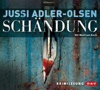 Cover-Bild zu Adler-Olsen, Jussi: Schändung (6 CDs)