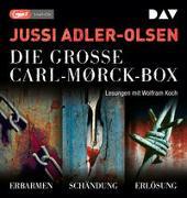 Cover-Bild zu Adler-Olsen, Jussi: Die große Carl-Morck-Box 1
