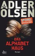 Cover-Bild zu Adler-Olsen, Jussi: Das Alphabethaus