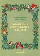 Cover-Bild zu Baumgärtner, Theresa: Wundervolle Weihnachtskarten