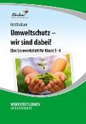 Cover-Bild zu Umweltschutz - wir sind dabei! (PR) von Jauer, Kerstin