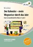 Cover-Bild zu Der Kalender - mein Wegweiser durch das Jahr (Set) von Jauer, Kerstin