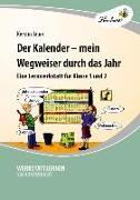Cover-Bild zu Der Kalender - mein Wegweiser durch das Jahr (PR) von Jauer, Kerstin