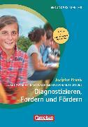 Cover-Bild zu Scriptor Praxis, Diagnostizieren, Fordern und Fördern (5., überarbeitete Auflage), Buch mit Kopiervorlagen über Webcode von Greving, Johannes