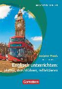Cover-Bild zu Scriptor Praxis, Englisch unterrichten: planen, durchführen, reflektieren, Buch von Hohwiller, Peter