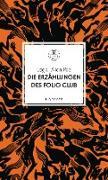 Cover-Bild zu Die Erzählungen des Folio Club (eBook) von Poe, Edgar Allan