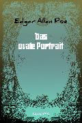 Cover-Bild zu Das ovale Portrait (eBook) von Poe, Edgar Allan