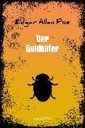 Cover-Bild zu Der Goldkäfer (eBook) von Poe, Edgar Allan