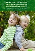 Cover-Bild zu Offener Kindergarten konkret in seiner Weiterentwicklung von Regel, Gerhard (Hrsg.)