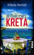 Cover-Bild zu Vertidi, Nikola: Gefährliches Kreta (eBook)