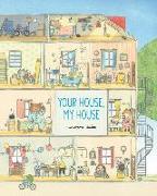 Cover-Bild zu Dubuc, Marianne: Your House, My House