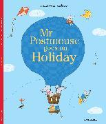 Cover-Bild zu Dubuc, Marianne: Mr Postmouse Goes on Holiday